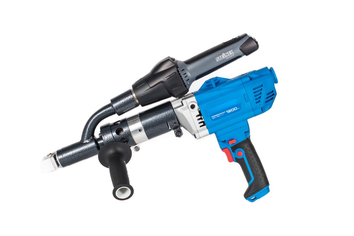 Ручной сварочный экструдер РСЭ-3