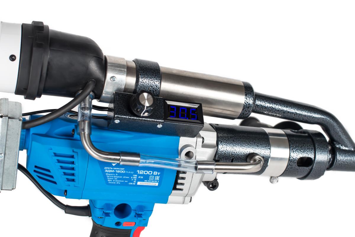 Ручной сварочный экструдер РСЭ-3М