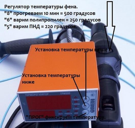Сварочный экструдер (РСЭ-3Z)