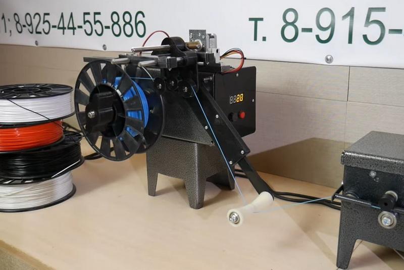 Намотчик 3D печати